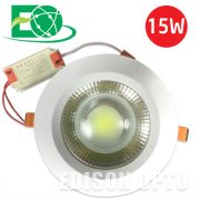 Downlight-COB-15W-mat-truoc